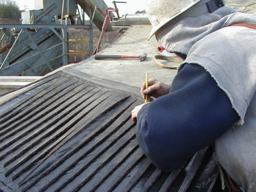 Rubber Lining & Conveyor Belt Splicing